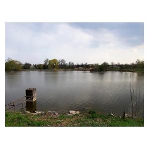 Nová vodní plocha - Plaňanský Velký rybník