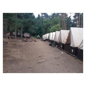 Rybářský tábor MO Příbram běží na plné obrátky