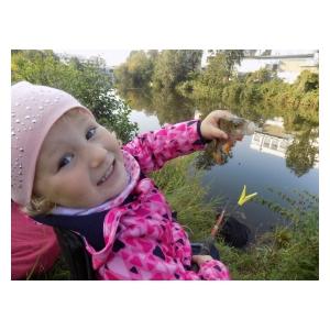 Dětský rybářský závod v Mladé Boleslavi